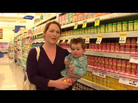 Find out more about Wattie's baby food & Plunket
