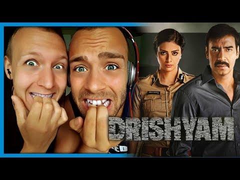 Drishyam Trailer   English Subtitles   Starring Ajay Devgn, Tabu & Shriya Saran   Reaction by RnJ