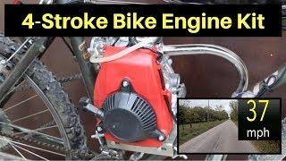 Video Are 4-Stroke Bike Kits better than 2-Stroke Kits?  Let's find out! MP3, 3GP, MP4, WEBM, AVI, FLV Februari 2019