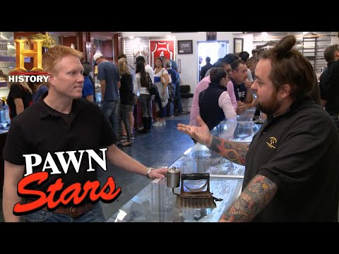 Pawn Stars: Chumlee Irons Out a Good Deal (Season 13) | History