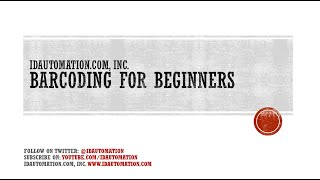Barcode Teacher: Barcoding for Beginners