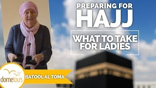 <h5>03-What to Take - Ladies </h5>