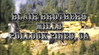 Pollock Pines (CA) United States  City pictures : 1950's BLAIR BROTHERS LOGGING AND MILL OPERATIONS POLLOCK PINES CALIFORNIA