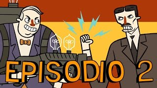Super Science Friends Episode 2: Electric Boogaloo | Spanish | Tesla vs. Edison
