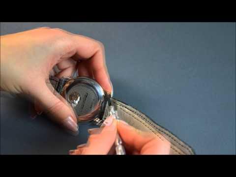 comment demonter une montre omega
