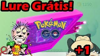 Lure é mato! Tomada na Pracinha de Guarapari e mais um Snorlax! Gameplay de Pokémon GO - Part 1 by Pokémon GO Gameplay