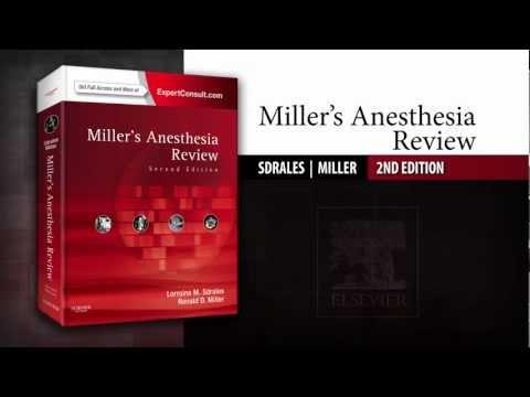 Anesthesia - Miller's Anesthesia, 2-Volume Set, 8e 0