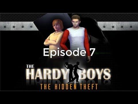 The Hardy Boys: The Hidden Theft - Episode 7
