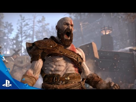 Download God of War - E3 2016 Gameplay Trailer | PS4 HD Mp4 3GP Video and MP3