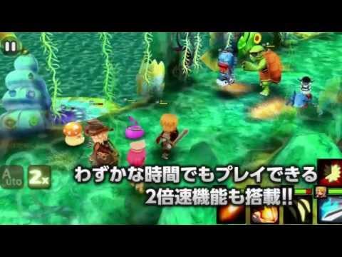 Video of RPG ハローヒーロー/人気戦隊もの【人気のSF冒険ゲーム】