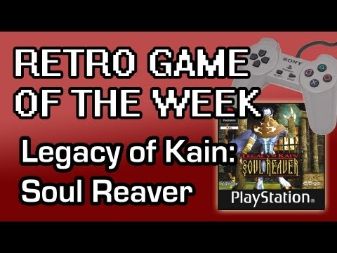 legacy of kain soul reaver playstation 1