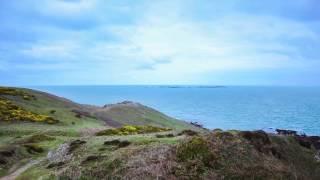 Jersey - Channel Island - Timelapse