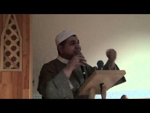 امة الاسلامية لا تموت للشيخ منير محمود علي المسيري