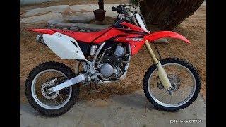 7. 2007 Honda CRF150