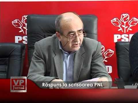 Răspuns la scrisoarea PNL