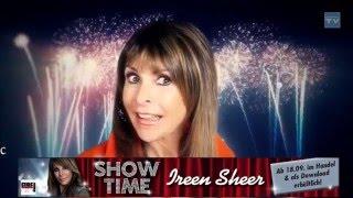 Schlagersängerin Ireen Sheer im Interview mit WEB CHANNEL TV