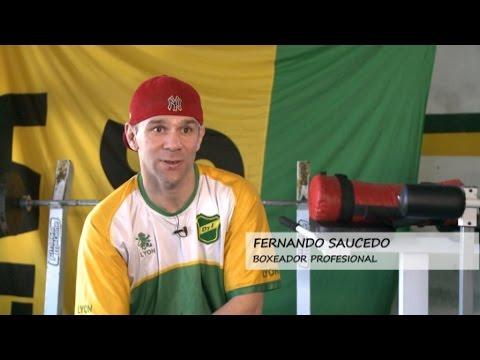 Hinchas de selección: Fernando Saucedo