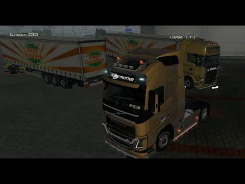 Euro Truck Simulator 2 Multiplayer Client