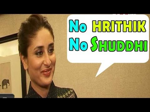 Why does Kareena Kapoor want to work only with Hrithik Roshan in Shudd...