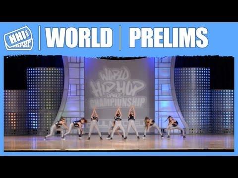 Milkshake Crew - Peru (Adult) @ HHI's 2013 World Hip Hop Dance Championship