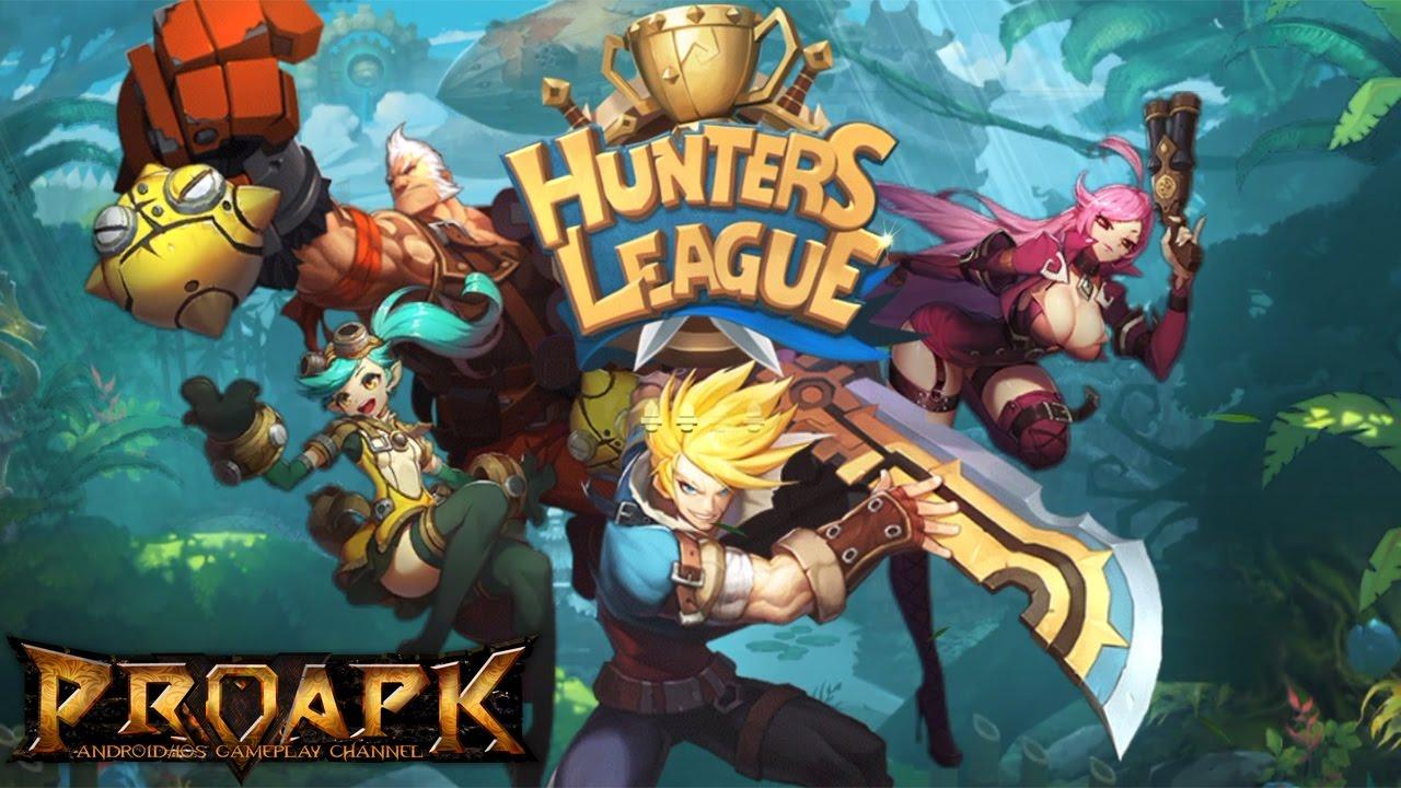 Hunters League