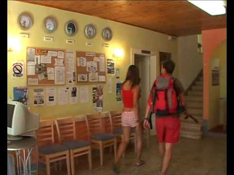 Video Youth Hostel Veli Losinjsta