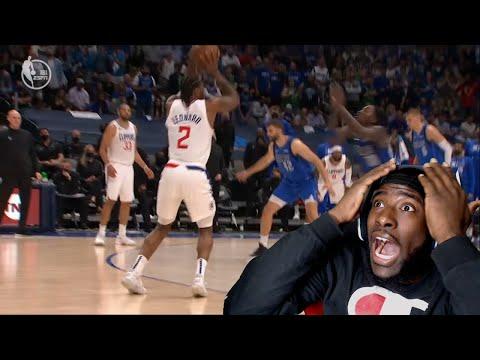 GAME 7! KLAW DROPS 45PTS! Los Angeles Clippers vs Dallas Mavericks GM 6 Highlights! REACTION!