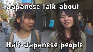 Video What Japanese Think of Half-Japanese People? (Interview) MP3, 3GP, MP4, WEBM, AVI, FLV Agustus 2018