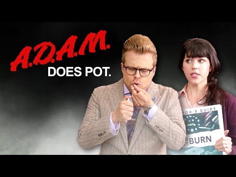 Adam Ruins Everything The Sinister Reason Weed is