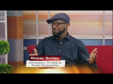 Rickey Smiley In-Studio! 4/28/15