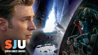 Let's Talk About That Avengers: Endgame Trailer - SJU by Clevver Movies