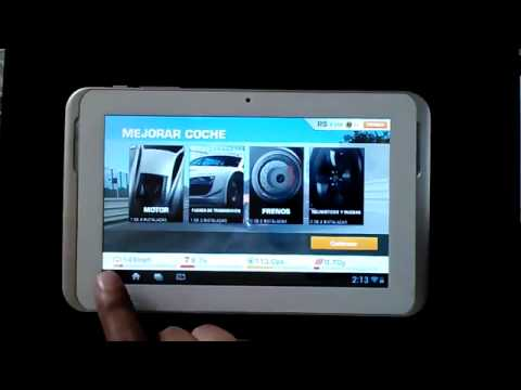 Sanei N78 Dual Core Tablet PC Review