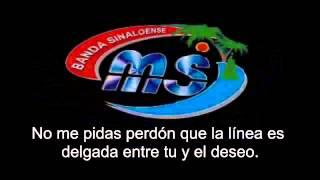 No Me Pidas Perd�n Banda Ms (Estreno 2014)