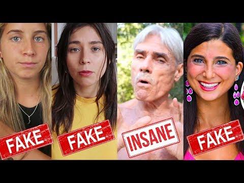 Raw Vegan Fake Crazy Liars