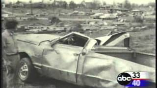 Guin (AL) United States  City pictures : Guin, Alabama 1974 Tornado- Jacob Lenhoff Tours America