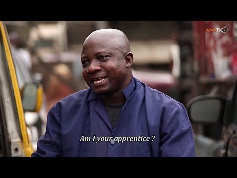 File Bee Latest Yoruba Movie 2017 Drama Starring Sanyeri | Monsuru