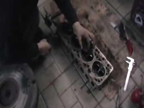 Ремонт 402 двиг видео