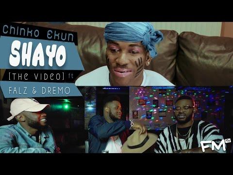 Chinko Ekun | Shayo [Freeme TV - Exclusive Video] ft Dremo, Falz