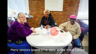First Christian Partners with the Kling Center for Senior Adults