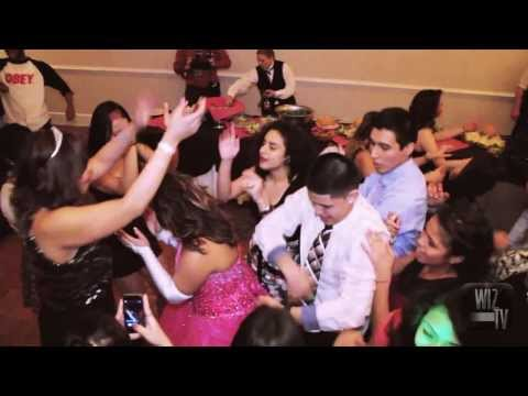 LORRAINE SWEET SIXTEEN PARTY WITH WIZTV
