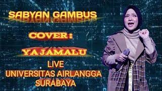 Video Cover Lagu Terbaru Nissa Sabyan - Ya Jamalu // Live Surabaya MP3, 3GP, MP4, WEBM, AVI, FLV Agustus 2018