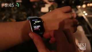 Một Ngày Với Apple Watch