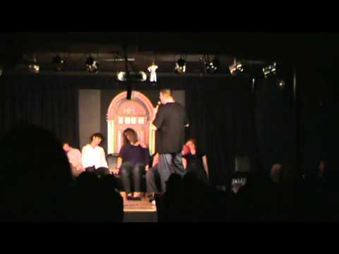 Hypnotist Anthony Potmesil at The Jukebox Comedy Club in Peoria, IL