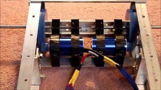 RC Tank Initial Drivetrain Testing