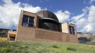 Video promocional del Centre d'Observació de l'Univers