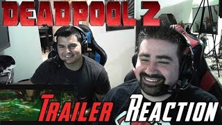 Video Deadpool 2 Final Trailer Angry Reaction! MP3, 3GP, MP4, WEBM, AVI, FLV Maret 2018