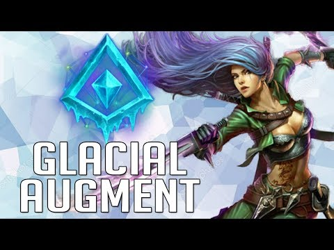 Katlife | GLACIAL AUGMENT KATARINA AND GUNBLADE - IS IT GOOD?