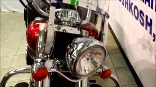 9. 2007 Kawasaki Vulcan 2000