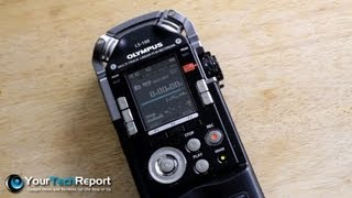 Download Lagu 1st Impressions: The Olympus LS-100 Portable Digital Audio Recorder Mp3