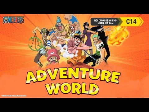 Nhạc One Piece - Adventure World - Phim Đảo Hải Tặc - Thời lượng: 71 giây.